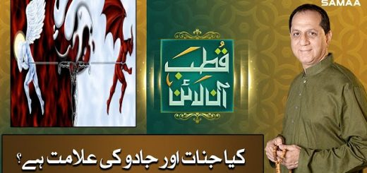 Is it a sign of giants and magic? | SAMAA TV