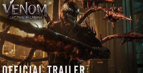 VENOM: LET THERE BE CARNAGE – Official Trailer 2 (HD)