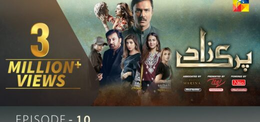 Parizaad Episode 10   Eng Subtitle   Presented By ITEL Mobile, NISA Cosmetics & West Marina   HUM TV