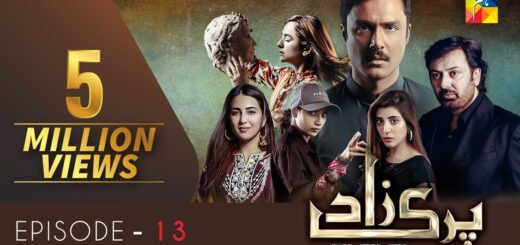Parizaad Episode 13 | Eng Subtitle | Presented By ITEL Mobile, NISA Cosmetics & West Marina | HUM TV