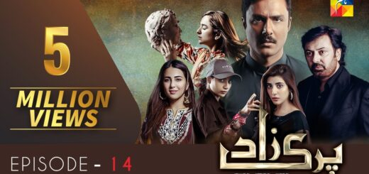 Parizaad Episode 14 | Eng Subtitle | Presented By ITEL Mobile, NISA Cosmetics & West Marina | HUM TV